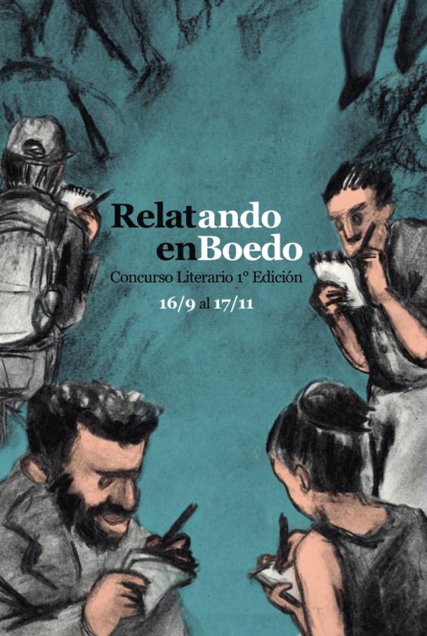 Relatando en Boedo 1 (2017)